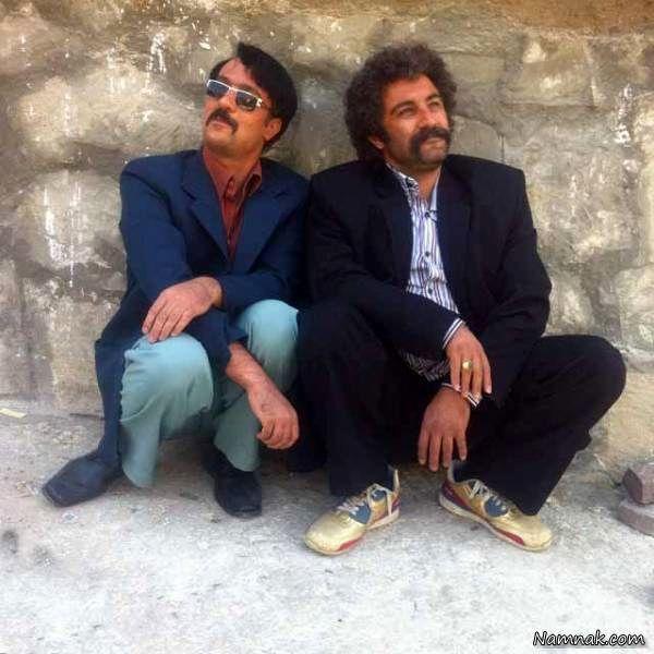 احمد مهرانفر و محسن تنابنده