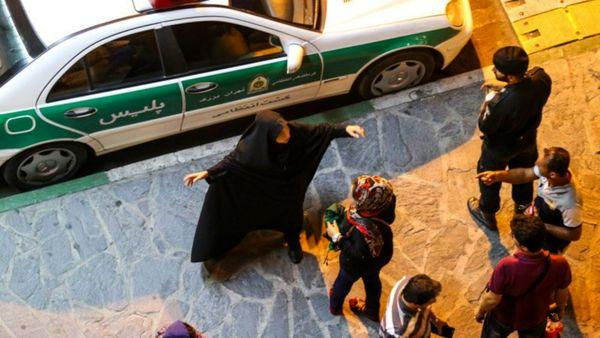 ثبت نام برای عضویت در تیمهای تذکر حجاب در قم