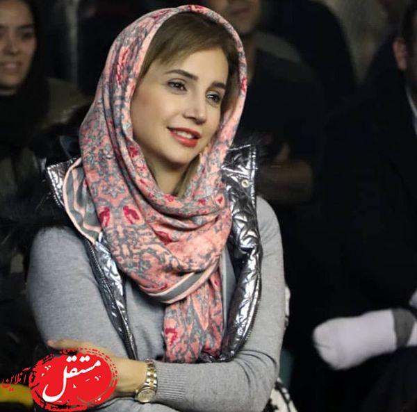 لبخند زیبا و دلنشین شبنم قلی خانی + عکس