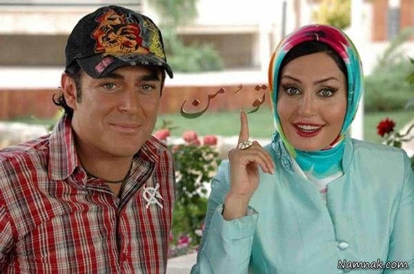 محمدرضا گلزار و الناز شاکردوست در فیلم تو و من