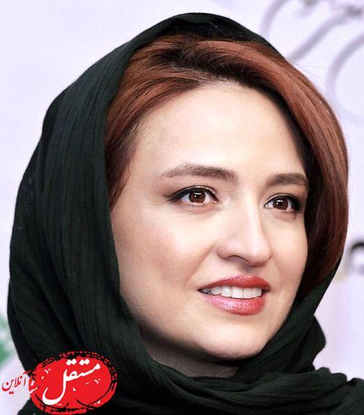 چهره جدید گلاره عباسی + عکس