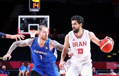 بسکتبال ایران در المپیک توکیو
