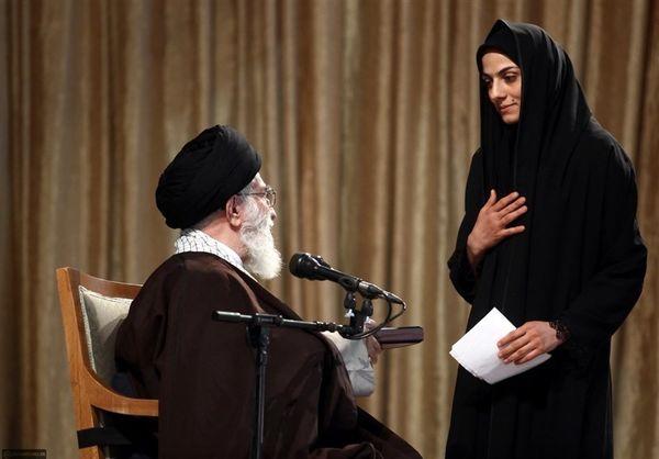 مریم هاشمی: با افتخار پاسدار هستم