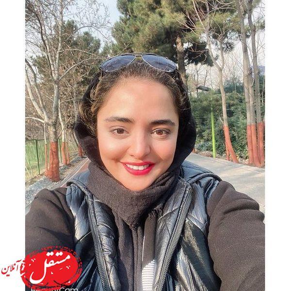 نرگس محمدی داغدار شد (عکس)