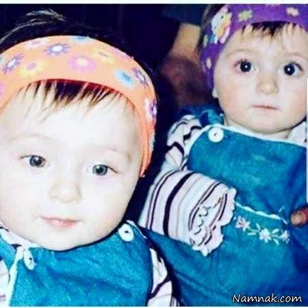 کودکی سارا و نیکا