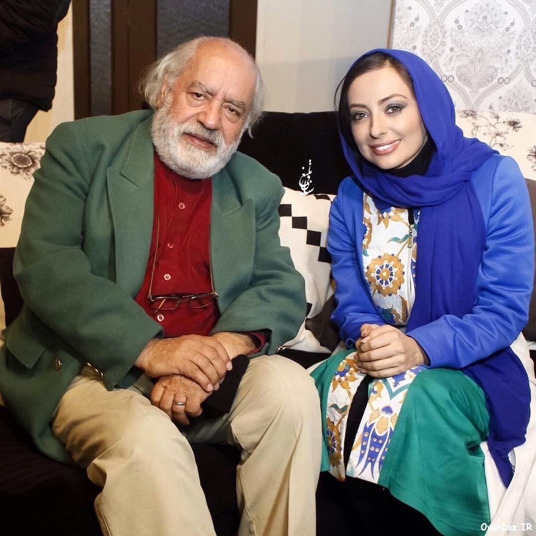نفیسه روشن و بهزاد فراهانی | Iranian actors, Street style, Style