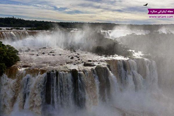 آبشار ایگوازو، برزیل، دیدنیهای ریو دو ژانیرو