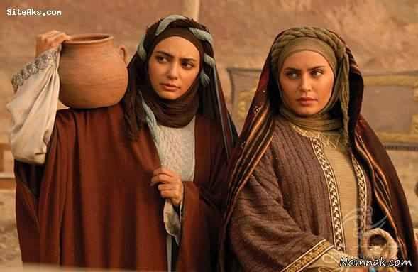 لیندا کیانی و الناز شاکردوست در فیلم سینمایی ناسپاس