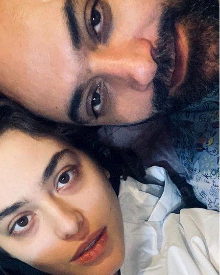 ریحانه پارسا ازدواج کرد + عکس همسرش