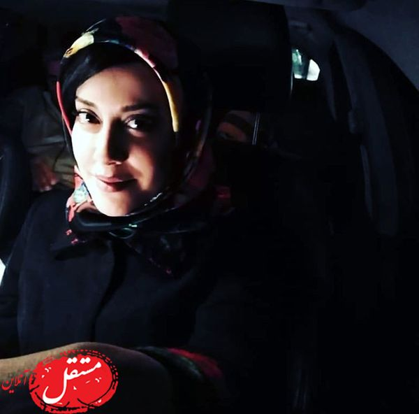 چهره جذاب آشا محرابی در شب + عکس