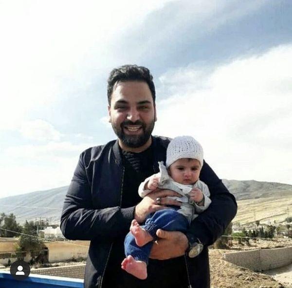 ماجرای کودکی که احسان علیخانی بغل گرفت+ عکس | نشان آنلاین