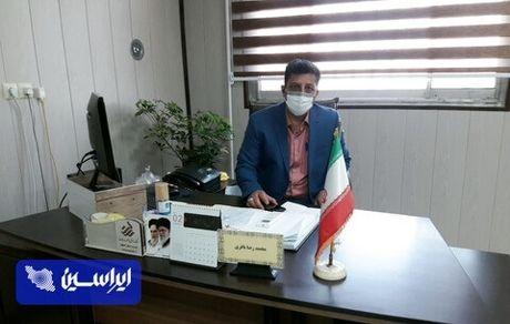 بازدید وزیر صمت از شرکت تعاونی فولاد کویر و سیما کاشی