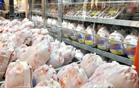 قیمت مرغ از ۱۲ هزار تومان بالا رفت