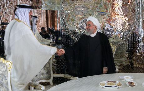 روحانی: همکاری با کشورهای همسایه از اصول ثابت سیاست خارجی ایران است
