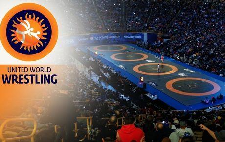 تعویق مسابقات جام جهانی کشتی فرنگی در تهران