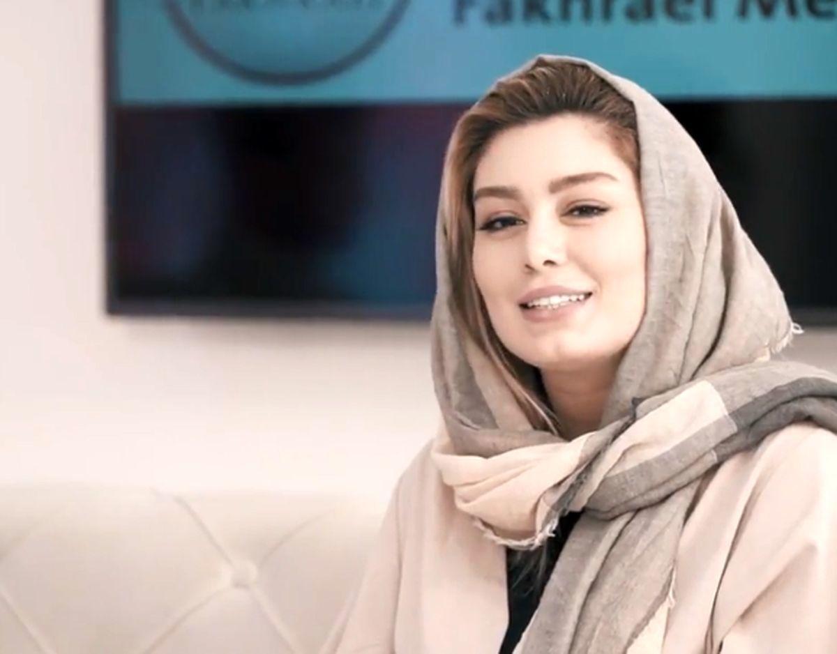 رقص منشوری سحرقریشی جنجالی شد + فیلم و عکس | مجله اینترنتی هارپی