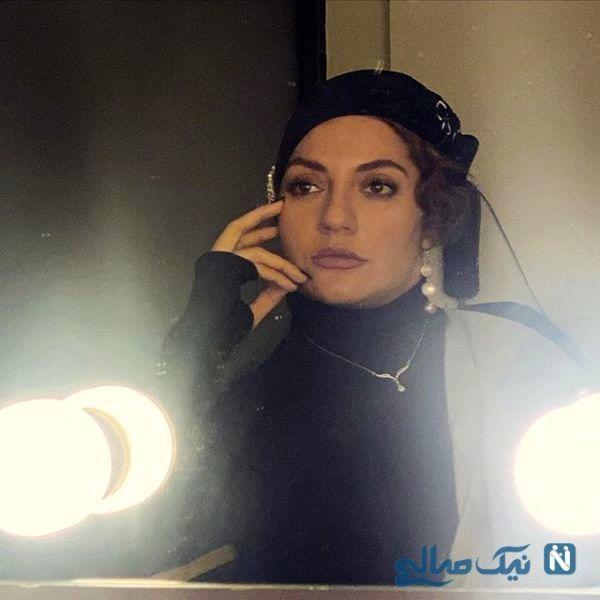 خداحافظی مهناز افشار از گات تلنت در اینستاگرام + فیلم و عکس