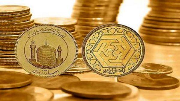قیمت سکه و طلا  دوشنبه ۶ مرداد