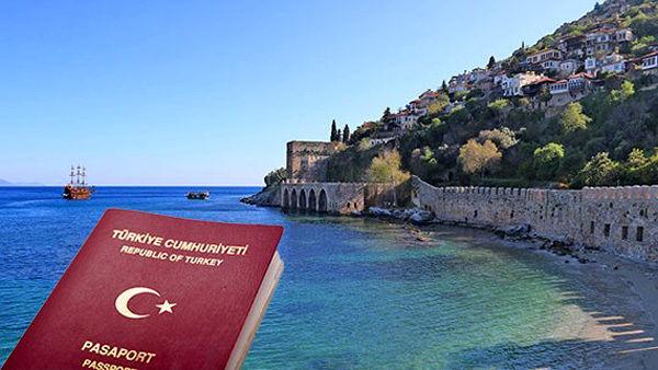 تابعیت ترکیه با اقامت کاری