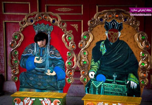 معبد گویچین لاما، مغولستان، اولان باتور، لاما، مغول، بودا، بودائیسم