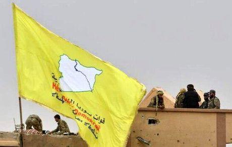 کردهای سوریه عقبنشینی کردند