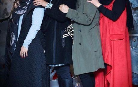 خانم های بازیگر در کنار دختران مشهورشان + عکس