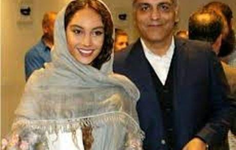 مهران مدیری|عکس جنجالی در اغوش دختر جوان + عکس و بیوگرافی