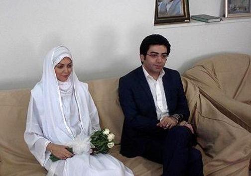 آزاده نامداری از ازدواج با فرزاد حسنی و لحظه کتک خوردنش سخن گفت!