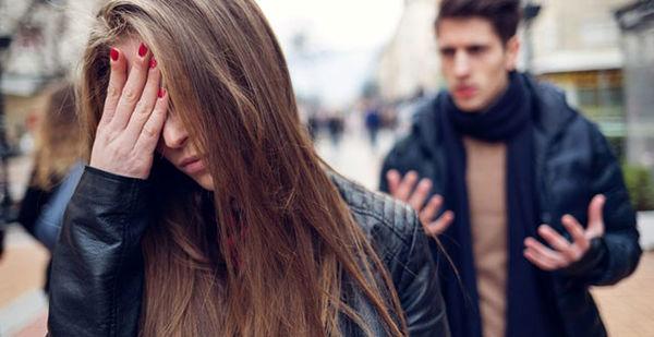 راه های مهار کردن جر و بحث های زناشویی + عکس
