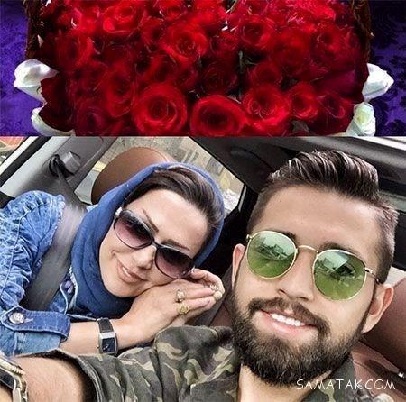 تصاویر خوشگذرانی محسن افشانی با همسر بی حجاب در استانبول