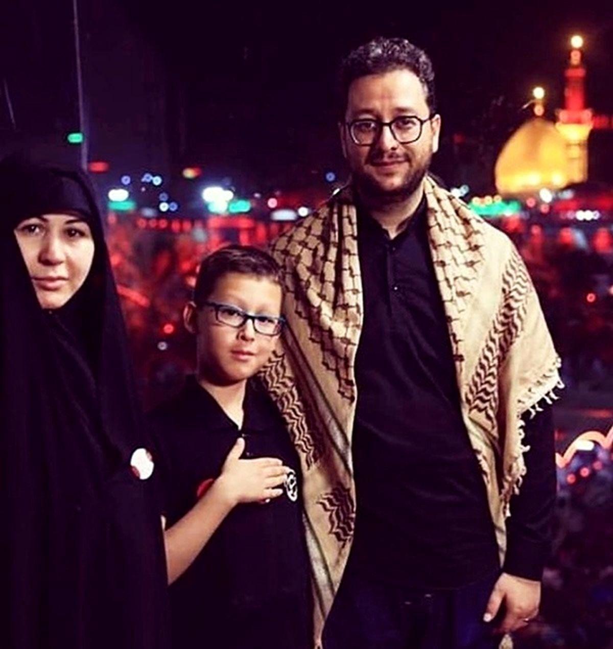 رقص و آواز بشیر حسینی داور عصرجدید در خیابان +فیلم جنجالی