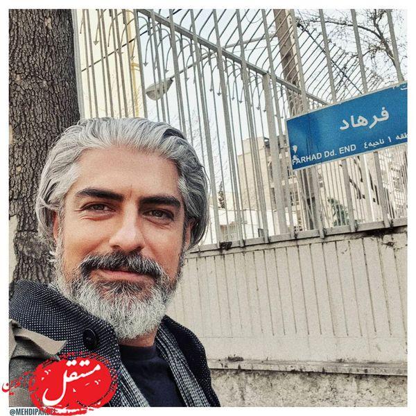 خوشگذرانی لاکچری مهدی پاکدل در هواپیمای شخصی اش + عکس