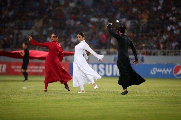افتتاحیه جام باشگاههای غرب آسیا