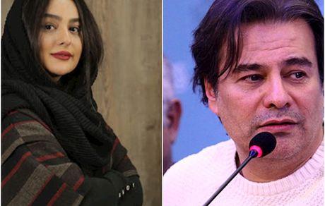 تهمت زشت و بی ادبانه به همسر دوم پیمان قاسم خانی + تصاویر و فیلم