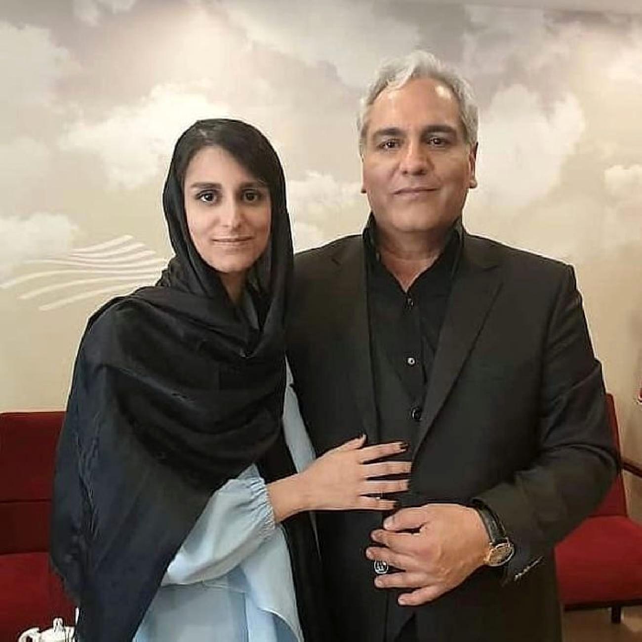 مدیری و دخترش شهرزاد