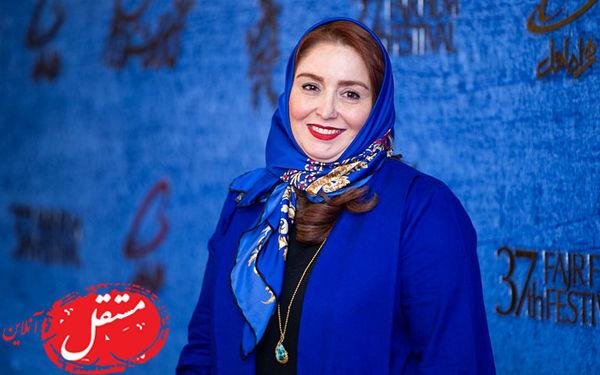 پری سریال زیرخاکی در کنار همسر و دختران زیبایش + تصاویر