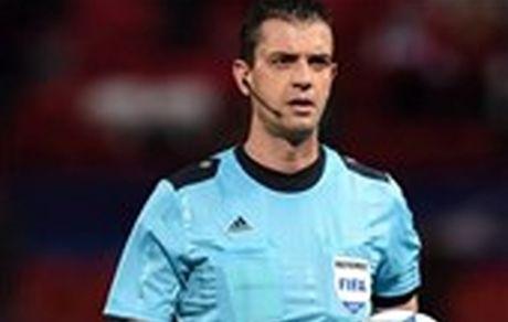 داور فینال لیگ قهرمانان اروپا از شغلش کنارهگیری