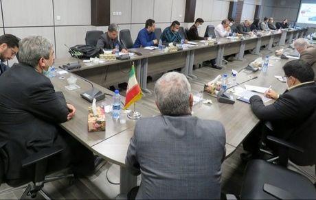 جلسه فعال سازی معادن فلورین مازندران برگزار شد