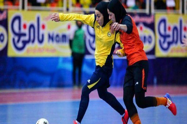 توقف سایپا مقابل ستارگان ورامین در لیگ برتر فوتسال بانوان