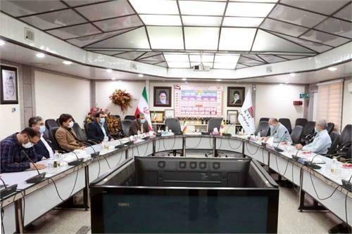دیدار قائم مقام مدیرعامل با مدیرکل زندان های استان خوزستان