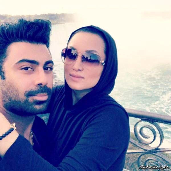 """بیوگرافی """"روناک یونسی"""" و عکس های همسرش محسن میری و پسرش"""