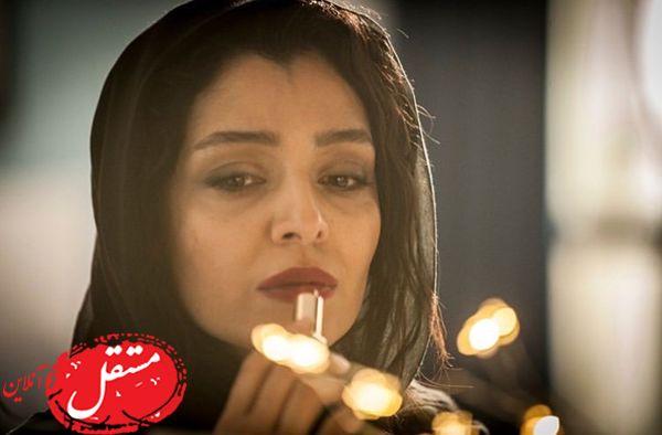 چهره بسیار غمگین از ساره بیات + عکس