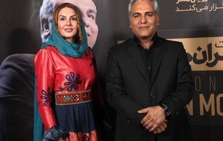 مهران مدیری| سوتی +18 در دورهمی جنجالی شد + فیلم و عکس