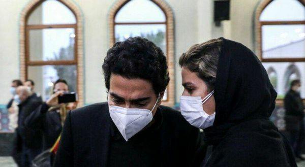 ازدواج دوم سحر دولتشاهی بالاخره لورفت + عکس