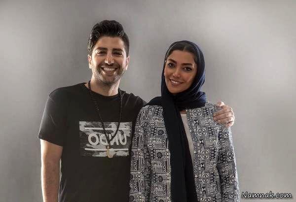 عکس های زانیار خسروی در کنار همسر و خانواده اش + بیوگرافی