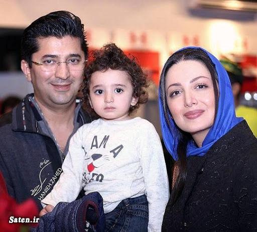 عکس های جدید شیلا خداداد با همسر و پسرش +مصاحبه   ساتین