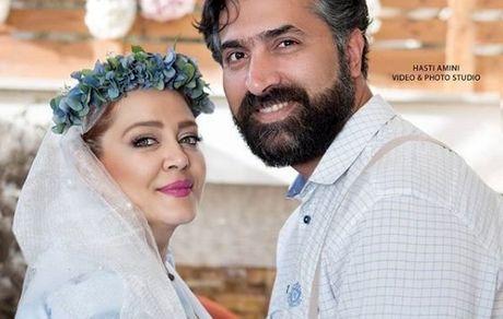 بهاره رهنما از همسر دومش بچه دار شد + عکس فرزندش