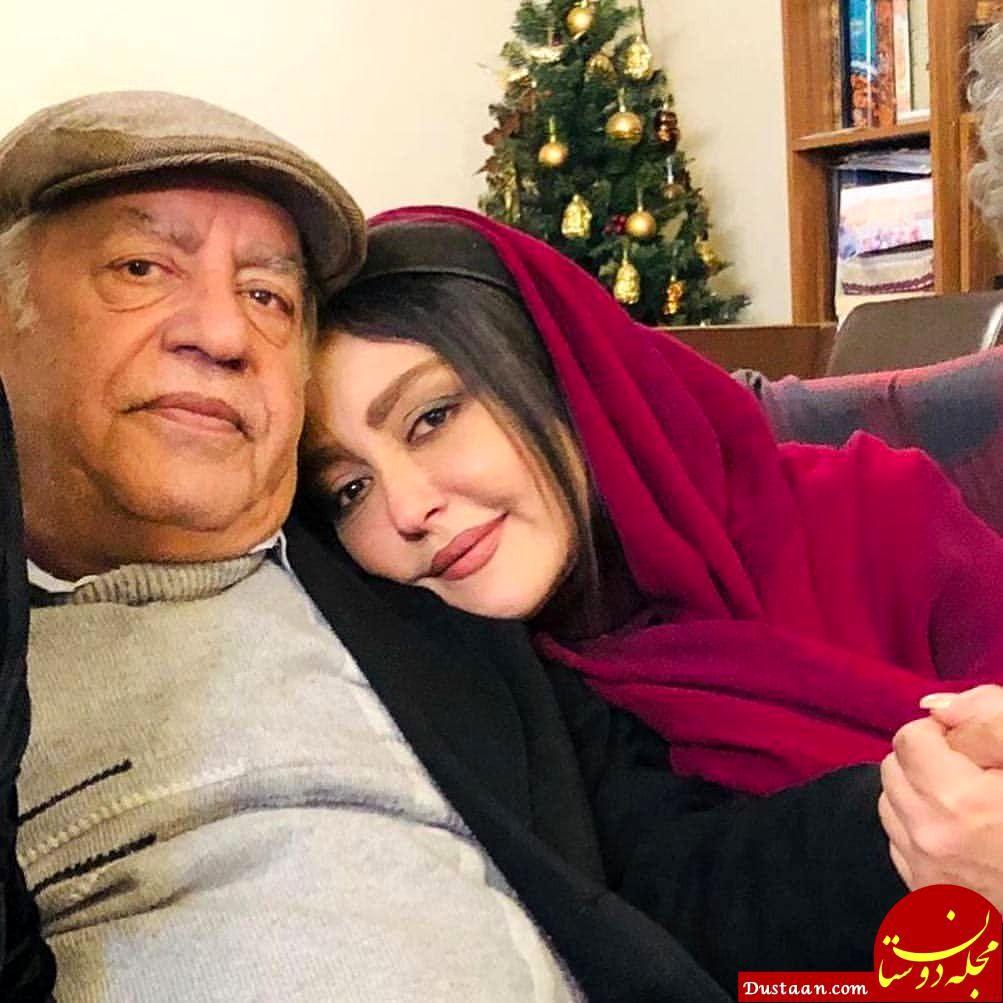 سلفی دیدنی شقایق فراهانی و پدرش بهزاد فراهانی +عکس - مجله اینترنتی ...