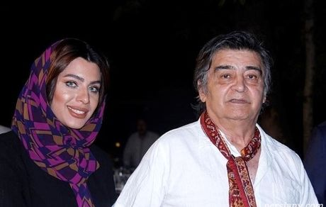 رضا رویگری در کنار همسر جوان و پسرش کیارش + تصاویر