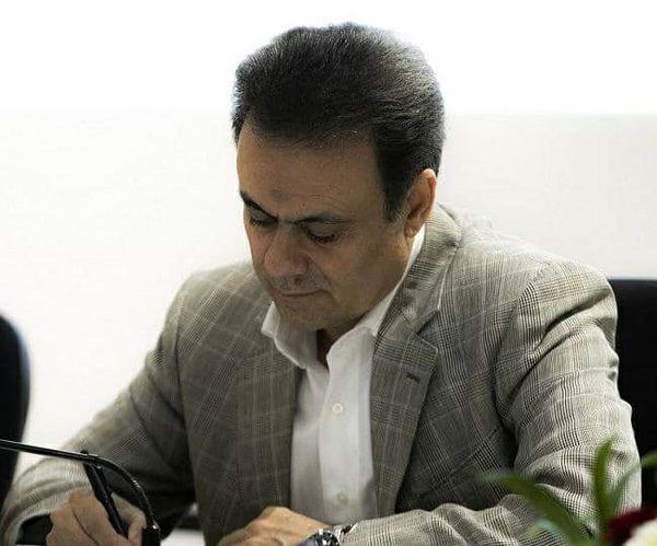 پیام تسلیت مدیرعامل بانک ملت به مناسبت ارتحال بنیانگذار انقلاب اسلامی